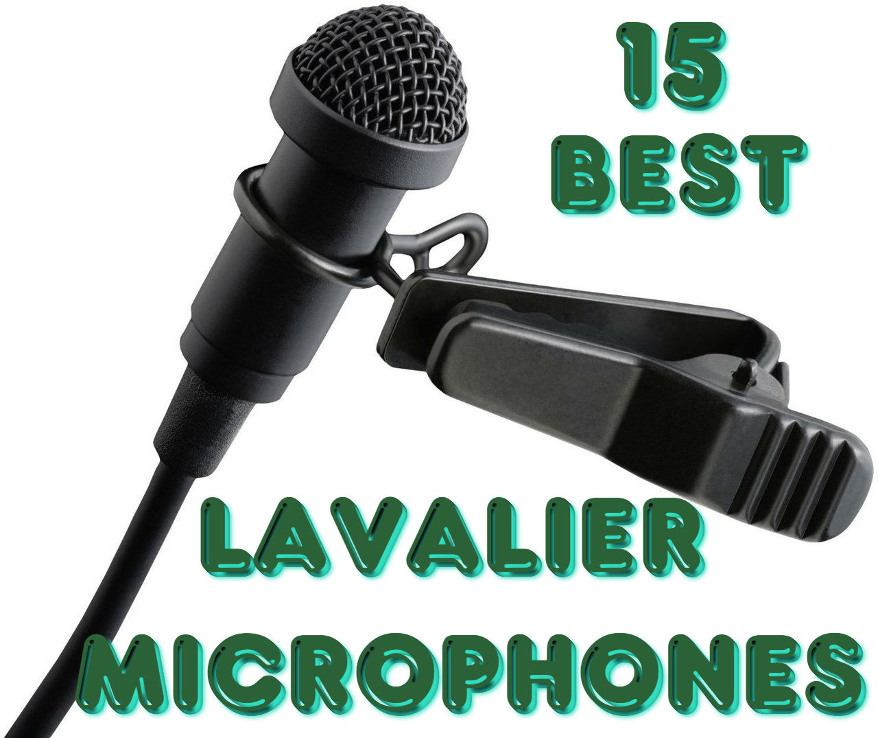 15 Best Lavalier Microphones Total Review Microphone Top Gear Mono Headset Jack Wiring Classification Of Is Complex They Are Distinguished By The Type Conversion To Dynamic And Condenser Can Be Widely Or