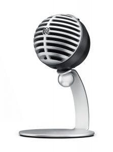 The creators of the new model emphasize its ample opportunities for recording music, vocals, podcasts, participate in video conferences and video chats.