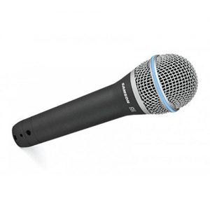 Another member of the Samson family – is a professional dynamic microphone Samson Q8 which is designed using the most modern technologies.