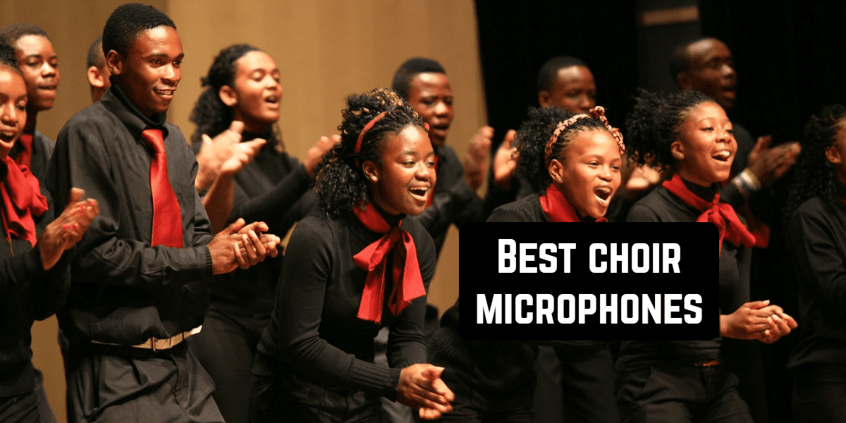 8 Best choir microphones | Microphone top gear - best microphone reviews