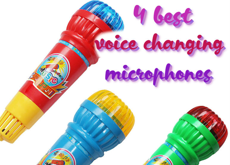 4 Best voice changing microphones | Microphone top gear