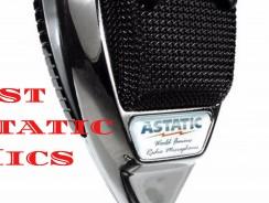 5 Best Astatic Microphones