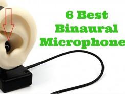 6 Best Binaural Microphones