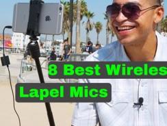 8 Best Wireless Lapel Microphones