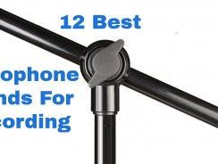 12 Best Microphone Stands For Recording