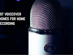 15 Best voice-over microphones for home recording