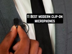 11 Best modern clip-on microphones