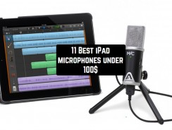 11 Best iPad microphones under $100
