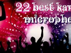 22 Best karaoke microphones