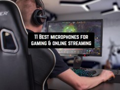 11 Best microphones for gaming & online streaming